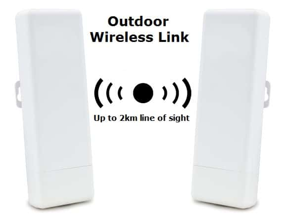 wireless barn system