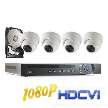 4 Camera 1080p Package