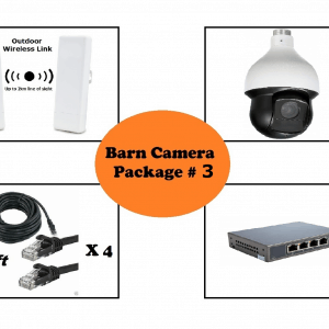 PTZ Camera Package